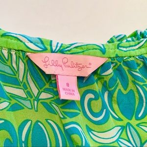 Lilly Pulitzer Tops - Lily Pulitzer Silk Tank Top